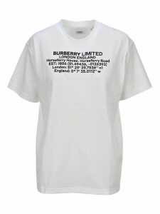 Burberry London Oversized T-shirt