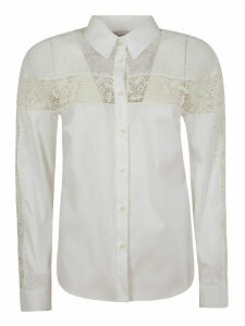 RED Valentino Lace Detail Shirt