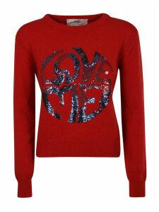 Alberta Ferretti Recycled Cashmere Sweater