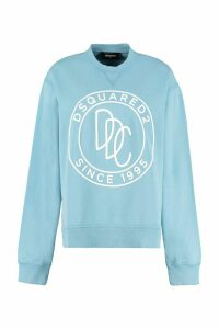 Dsquared2 Logo Detail Cotton Sweatshirt