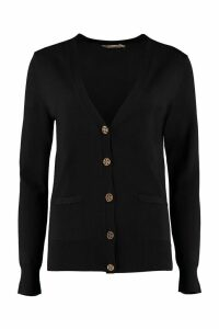 Tory Burch Merino Wool Cardigan