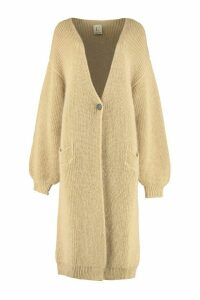 LAutre Chose Oversized Mohair Wool Cardigan