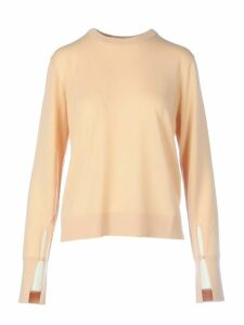 Chloé Long Sleeves Crewneck C Interlocking