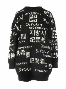 Givenchy Long Sleeves Logo