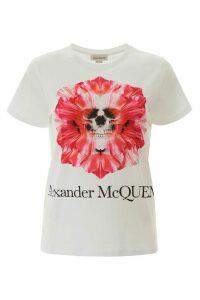 Alexander McQueen Short Sleeve T-Shirt
