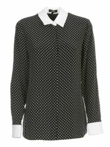 Theory Shirt Micro Pois