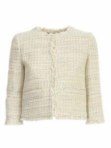 TwinSet Chanel Jacket Boucle