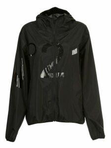 N.21 Waterproof Jacket Nylon W/maxi Logo