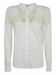 RED Valentino Lace-detail Shirt