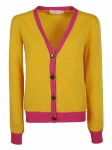 Tory Burch Colorblock Cardigan
