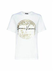 Versace Medusa Short Sleeve T-shirt