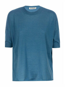 Jil Sander Plain Jersey Top
