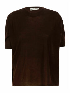 Jil Sander Plain Short-sleeve T-shirt