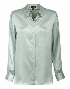 Theory Classic Long-sleeved Shirt