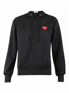 Comme des Garçons Play Embroidered Hoodie