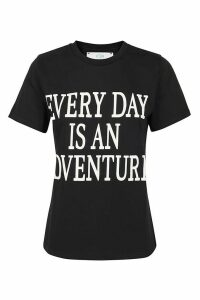 Alberta Ferretti Live Your Dream T-shirt