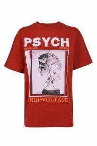 McQ Alexander McQueen Psych T-shirt