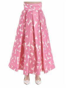 Sara Battaglia miami Skirt
