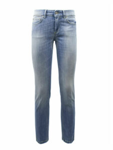 Dondup Light Blue Denim Jeans