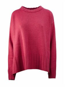 Antonelli Coral-tone Wool Sweater