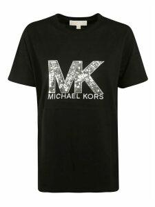 MICHAEL Michael Kors Initials Logo Print T-shirt