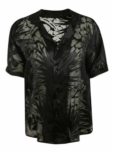 Saint Laurent Semi See-through Shirt