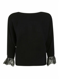 Chloé Ruffled Cuff Sweater