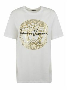 Versace Medusa Logo T-shirt