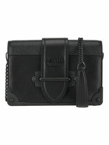 Prada Cahier Shoulder Bag
