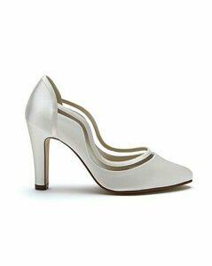 Rainbow Club Farrah Satin Shoes