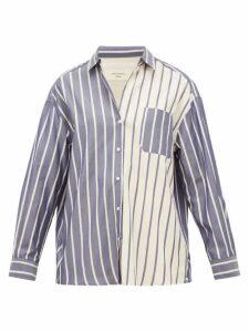 Weekend Max Mara - Libano Shirt - Womens - Blue Multi