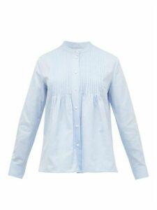 Weekend Max Mara - Teatino Shirt - Womens - Light Blue