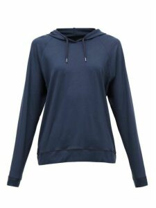 Derek Rose - Basel Hooded Sweatshirt - Womens - Navy
