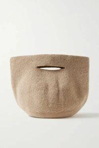 Lauren Manoogian - Bowl Wool Tote - Beige