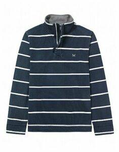 Crew Clothing Padstow Pique Sweatshirt