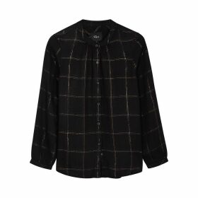 Rails Eloise Black Checked Shirt