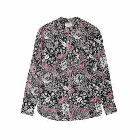 Isabel Marant Étoile Mexika Printed Cotton Shirt