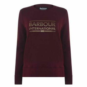 Barbour International B.Intl Chksde Crew Ld00