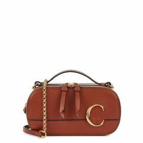Chloé Chloé C Vanity Mini Leather Cross-body Bag