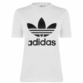 adidas Originals Trefoil T Shirt