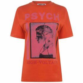McQ Alexander McQueen Psych T Shirt