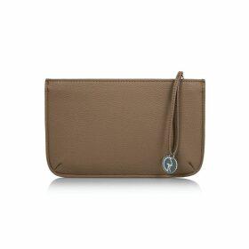 Laetly - Big Poppy Merino Wool Scarf