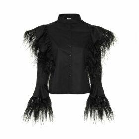 Boo Pala - Mei Feathers Shirt