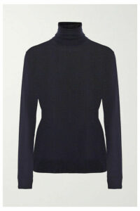 Stella McCartney - Wool Turtleneck Sweater - Midnight blue