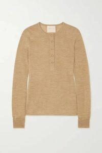Roksanda - Rishi Merino Wool Sweater - Gold