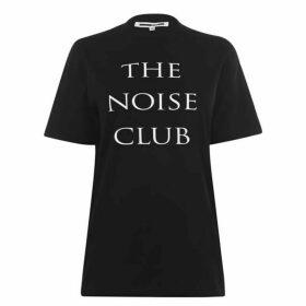 McQ Alexander McQueen Noise Club T Shirt