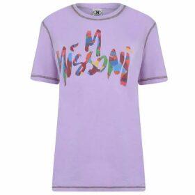 M Missoni Logo T Shirt