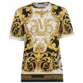Versace Baroque T Shirt
