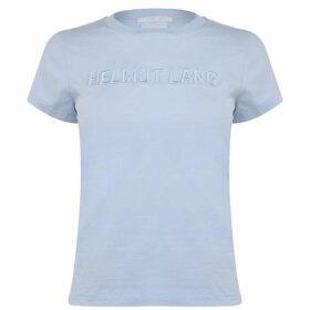 Helmut Lang Logo T Shirt