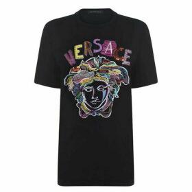 Versace Fancy Medusa T Shirt